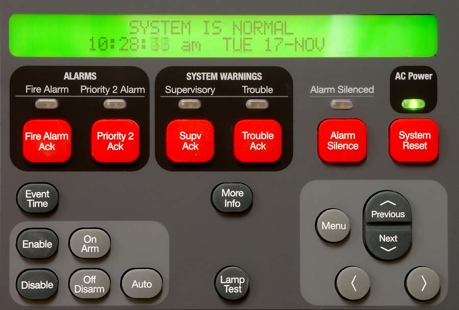 Fire Control System